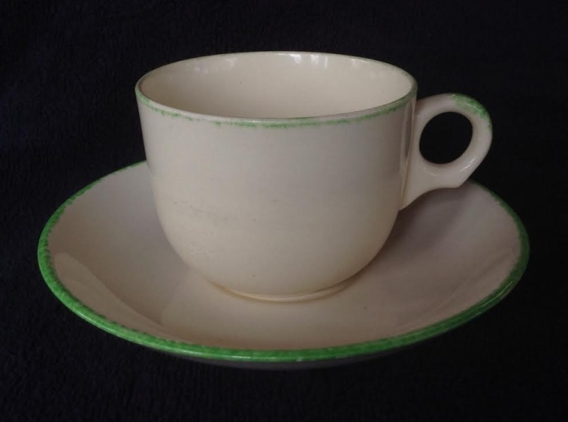 Earthenware Carlton Cup marked Kelston Ware British: is this also number 755? Kelsto11