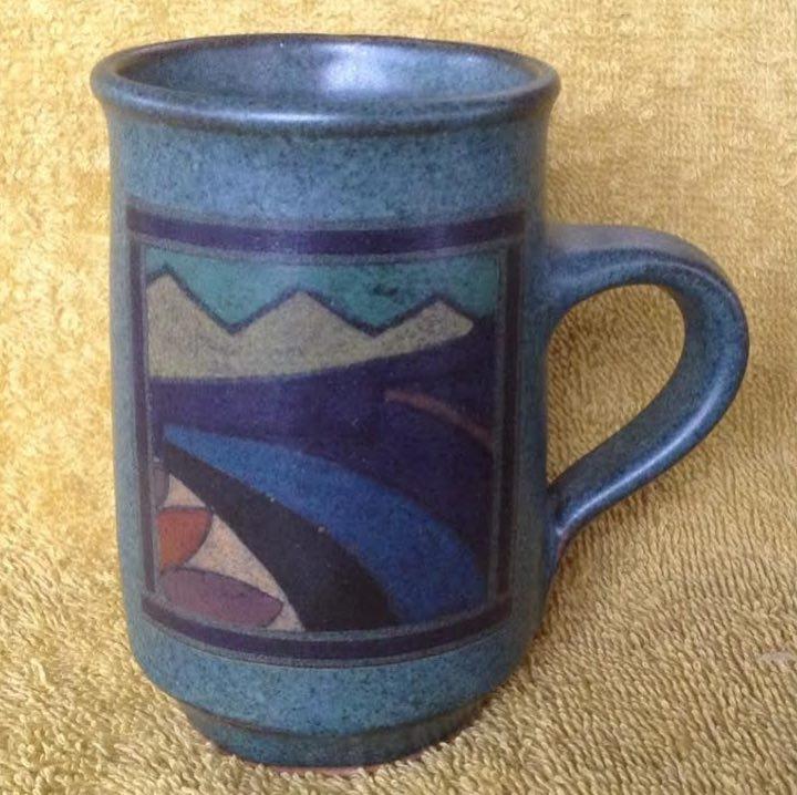 Waimea Pottery mugs Paulla10