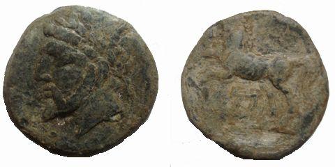 Ma collection de monnaie numide .( Massinissa Micipsa) - Page 3 38236610