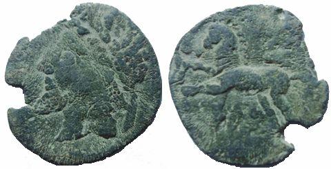 Ma collection de monnaie numide .( Massinissa Micipsa) - Page 3 Nouvel14
