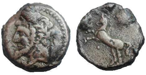 Ma collection de monnaie numide .( Massinissa Micipsa) - Page 3 Nouvel25