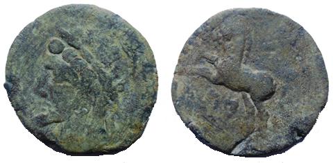 Ma collection de monnaie numide .( Massinissa Micipsa) - Page 3 Nouvel26