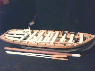 Premium Baubericht zur HMS VICTORY aus Holz Pictur16