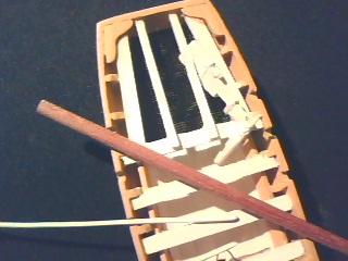 Premium Baubericht zur HMS VICTORY aus Holz Pictur17