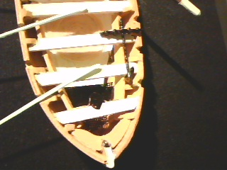 Premium Baubericht zur HMS VICTORY aus Holz Pictur18