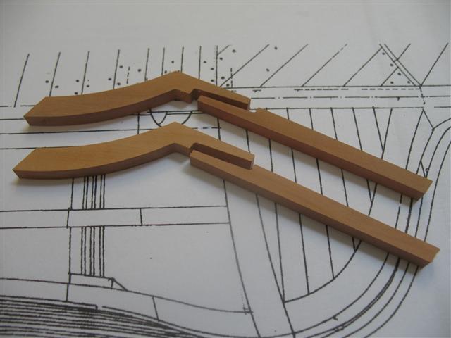 La Belle 1684 scala 1/24  piani ANCRE cantiere di grisuzone  Img_6712