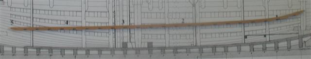 La Belle 1684 scala 1/24  piani ANCRE cantiere di grisuzone  Img_6911
