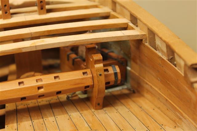 La Belle 1684 scala 1/24  piani ANCRE cantiere di grisuzone  - Pagina 4 Img_9111