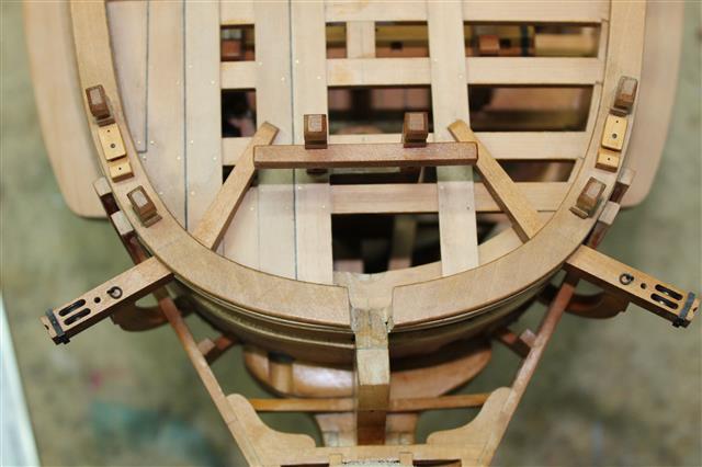 La Belle 1684 scala 1/24  piani ANCRE cantiere di grisuzone  - Pagina 4 Img_9810
