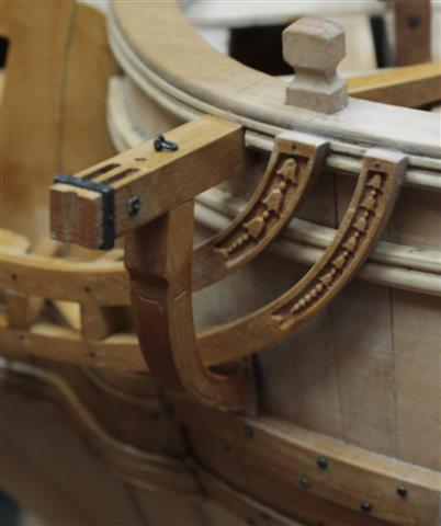 La Belle 1684 scala 1/24  piani ANCRE cantiere di grisuzone  - Pagina 4 Rimg_922