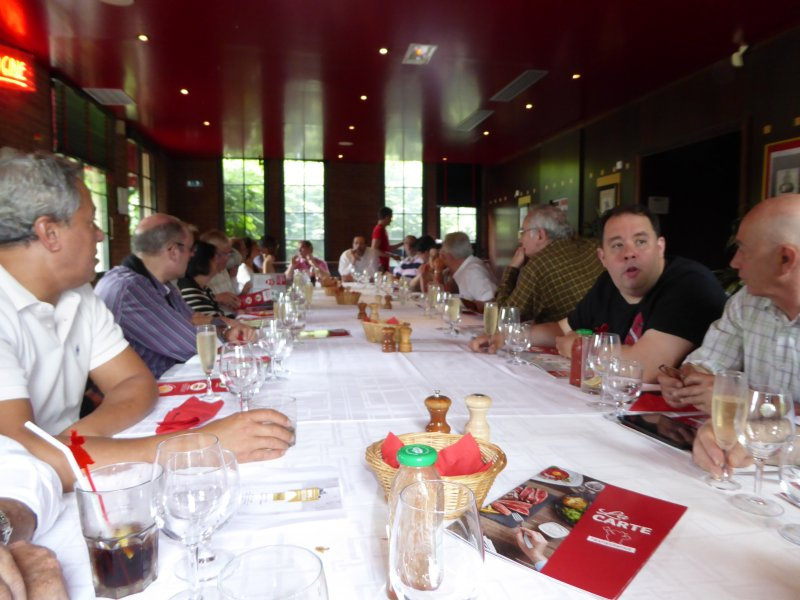 6ème rencontre informelle de l'année au MB Center de Rueil-Malmaison le samedi 11 juin 2016 - Page 2 Img_1852