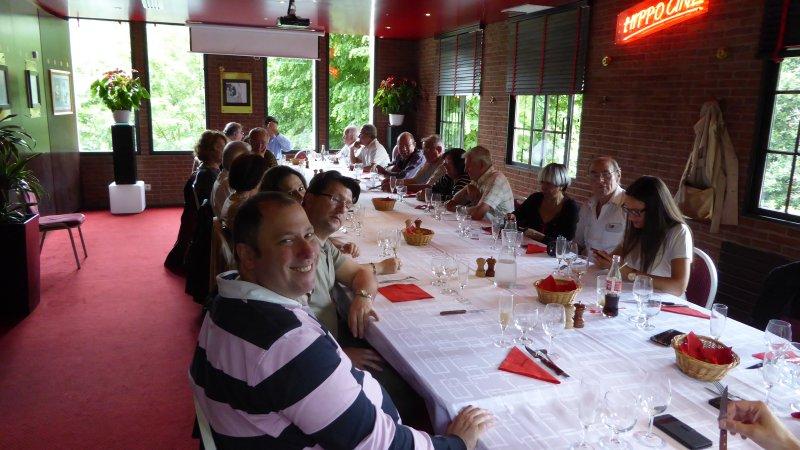 6ème rencontre informelle de l'année au MB Center de Rueil-Malmaison le samedi 11 juin 2016 - Page 2 Img_1855