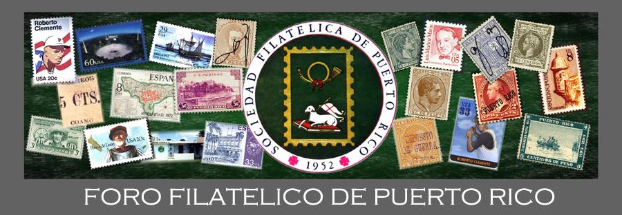 Foro Filatelico de Puerto Rico