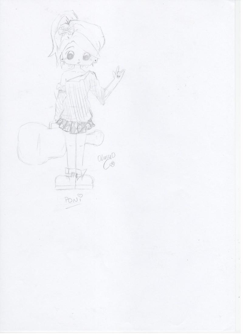 Dessin, dessin et ... dessin je pense ^^ [0lucy0] Poni4_10