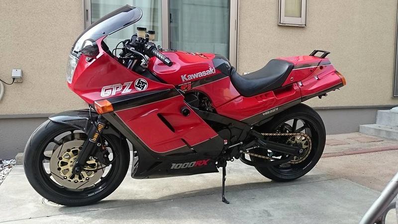 Kawasaki GPZ-R 900 et 750, 1000 RX, ZX 10 TOMCAT - Page 7 1000_r10