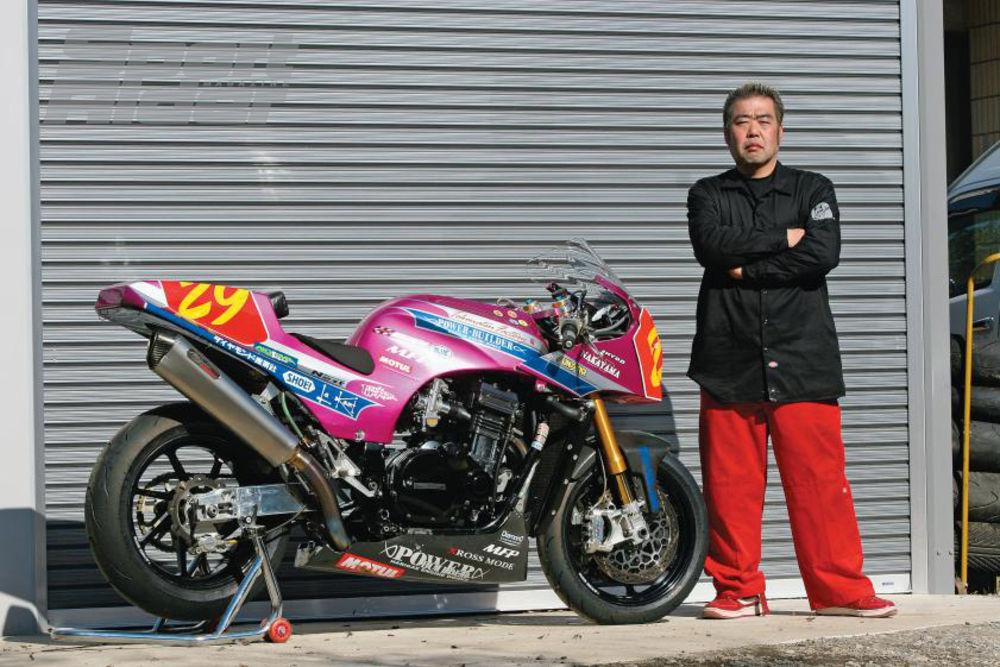 Kawasaki GPZ-R 900 et 750, 1000 RX, ZX 10 TOMCAT - Page 6 Gpzr10
