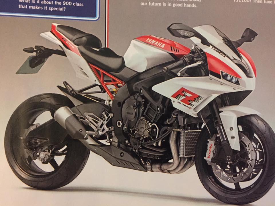 Revival FZ750 ?!?  Yamaha FZ 1000 Image74