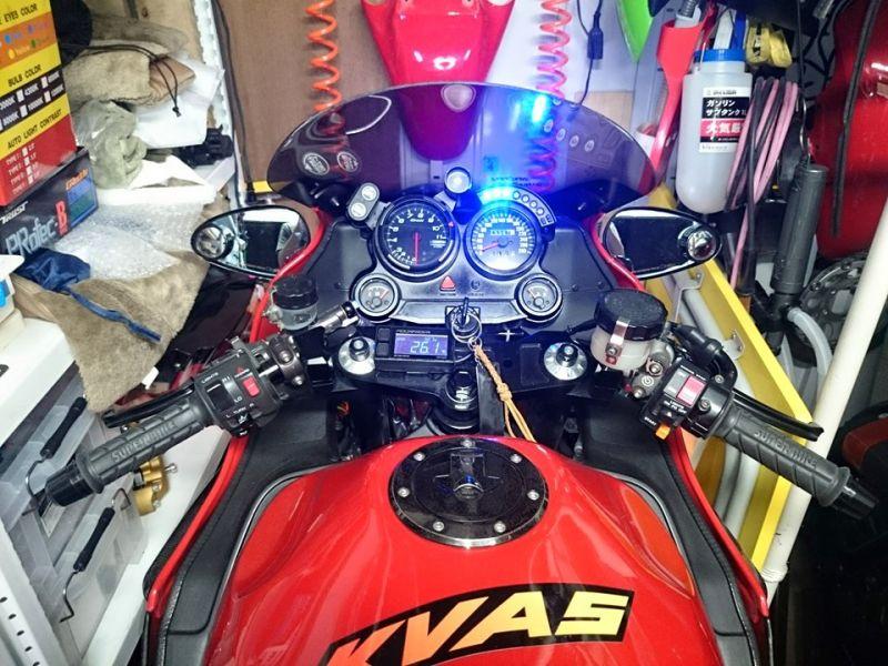 Kawasaki GPZ-R 900 et 750, 1000 RX, ZX 10 TOMCAT - Page 7 Rx100010