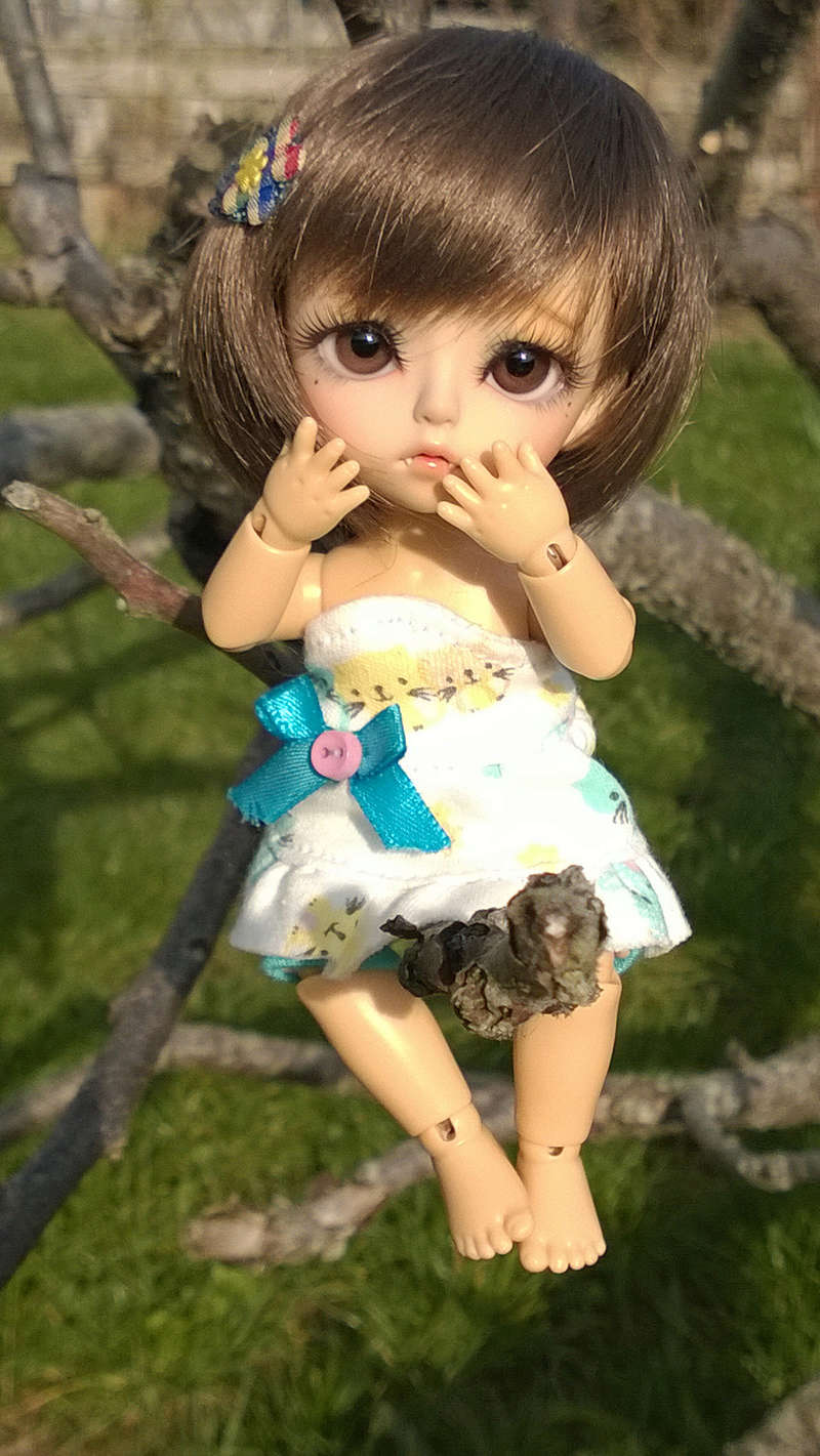 Yellow - Limited Bat Children ver. Noa [Bari] 12990610