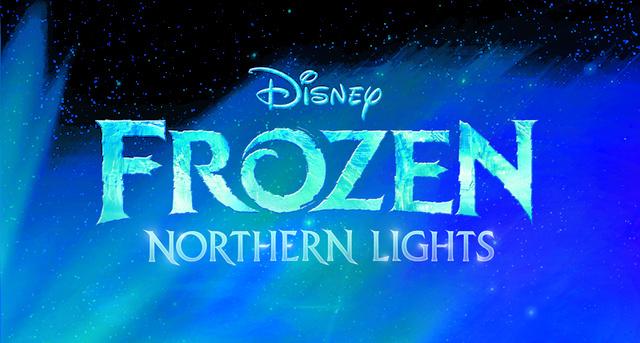[Série LEGO] Frozen Northern Lights Frozen11