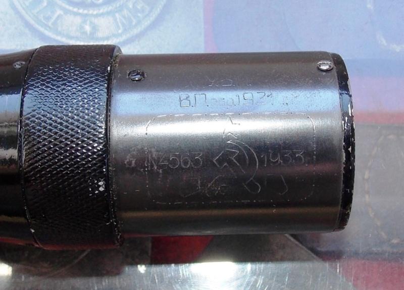 Lunette de visée sniper originale ou copie? Dscn5815