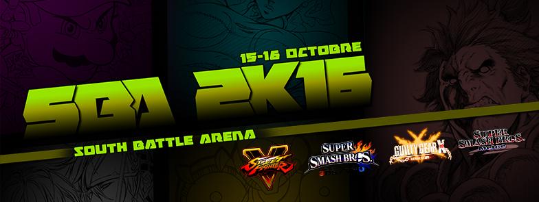 South Battle Arena 2016 à Montpellier Event_10
