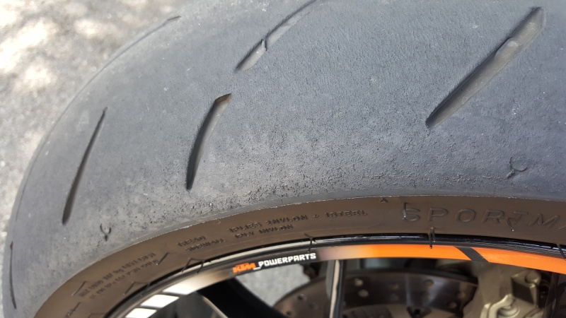[PNEUS] Combien de kms faite vous avec vos pneus  20160619