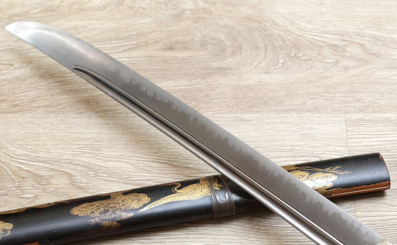 identification du mei et des kanjis d'une lame de katana très ancienne 001web10