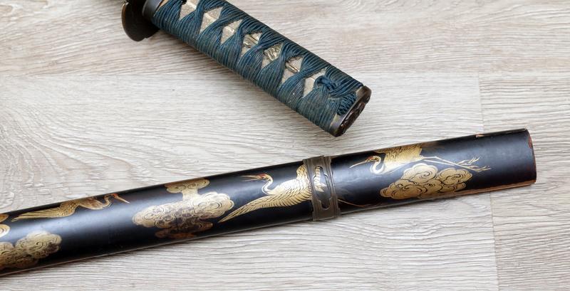 identification du mei et des kanjis d'une lame de katana très ancienne 002web10