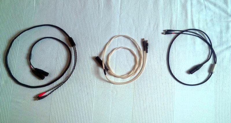 [MI] Vendo set di cavi bilanciati per Audeze Cavi-a10