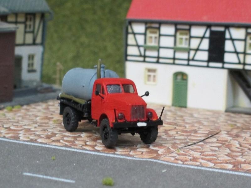 Gaz 63 Fäkalienwagen 510