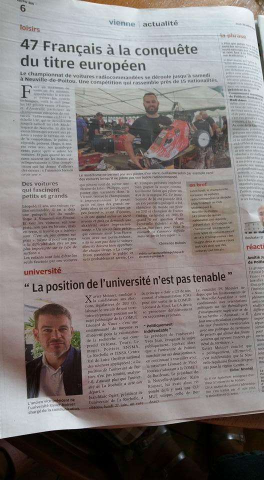 (reportage course)  Championnat d'europe -  Neuville Poitou - Page 2 13669610