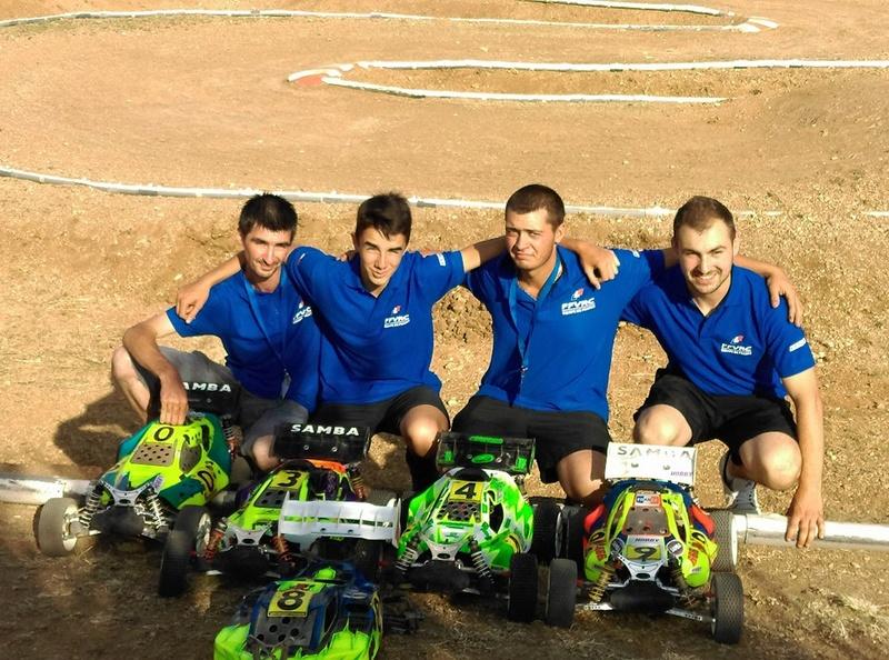 (reportage course)  Championnat d'europe -  Neuville Poitou 210