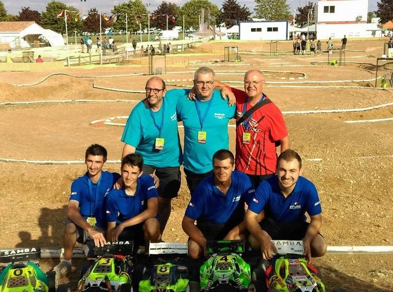 (reportage course)  Championnat d'europe -  Neuville Poitou 411