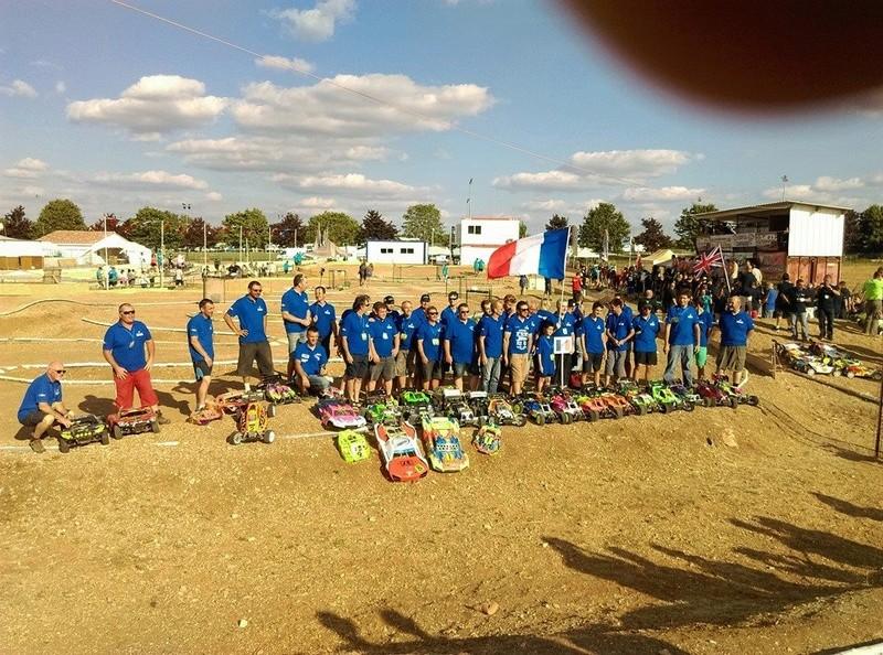 (reportage course)  Championnat d'europe -  Neuville Poitou 511