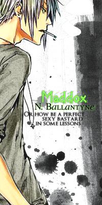 Maddox N. Ballantyne