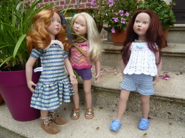Les filles ont une nouvelle tenue  !!!!!! p.5 Bienve10