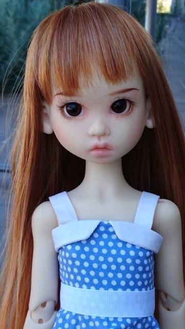 Gracie a un nouveau make up et nouvelle tenue le 15/08/16 - Page 5 Gracie10