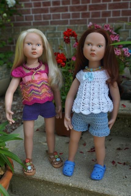 Les filles ont une nouvelle tenue  !!!!!! p.5 Zwergn10