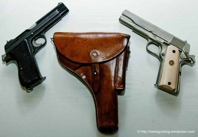 Le FBI passerait au Glock en 9x19 Duel10