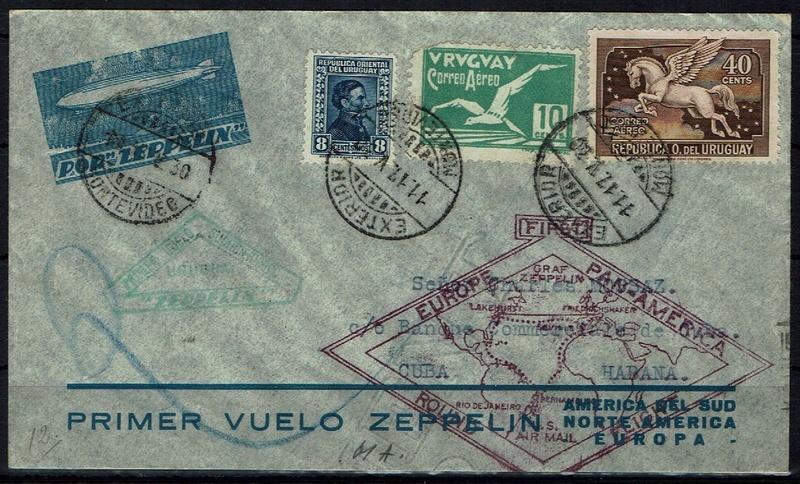 nach - Südamerikafahrt 1930, Post nach Lakehurst - Seite 4 61_ab10