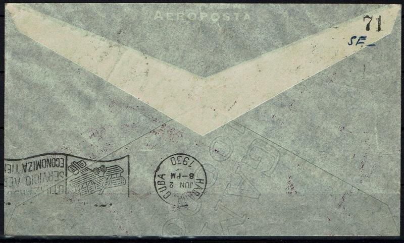 nach - Südamerikafahrt 1930, Post nach Lakehurst - Seite 4 61_ab_10