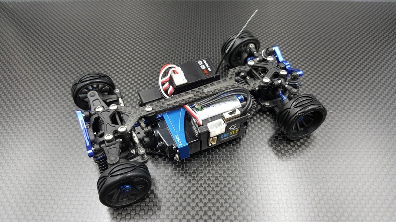 GLA 1/27 4WD GL-Racing Image14