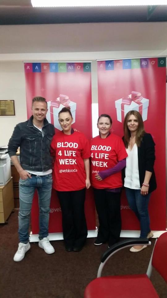 TNBS desde the Irish Blood Transfusion Board on D'Olier Street 13407110