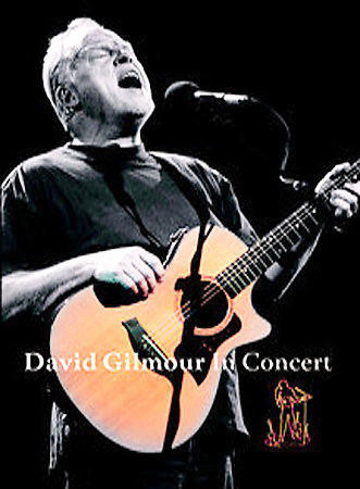 David Gilmour in concert 20092811