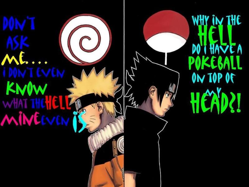 funny spam  Naruto10