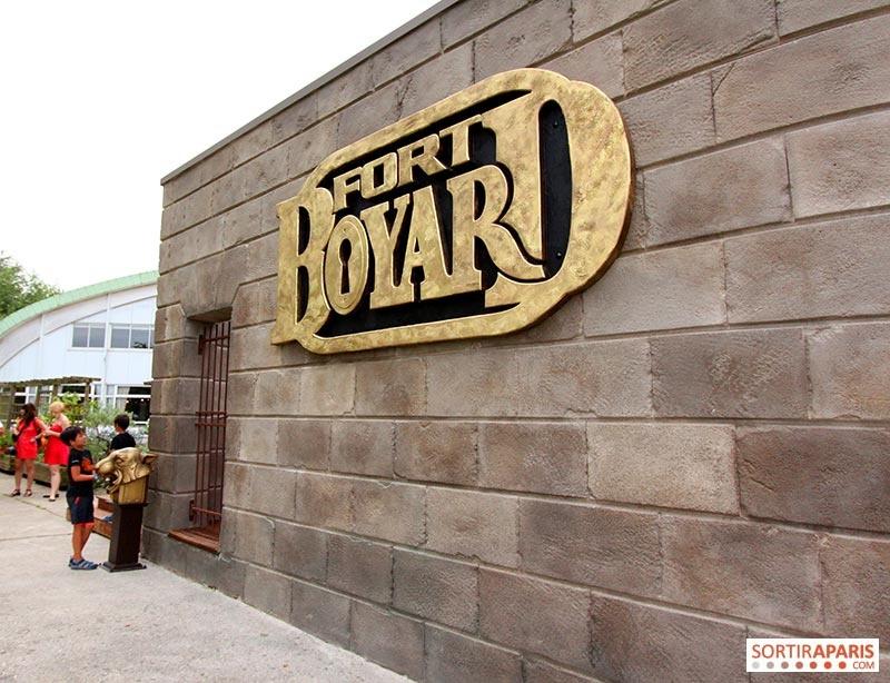 """Fort Boyard au parc """"France miniature"""" (78) 21254010"""