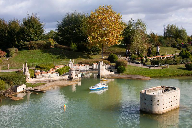 """Fort Boyard au parc """"France miniature"""" (78) Port_l10"""