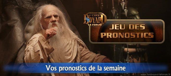 [FERME] Vos pronostics pour l'émission 9 du samedi 27/08/2016 Pronos10