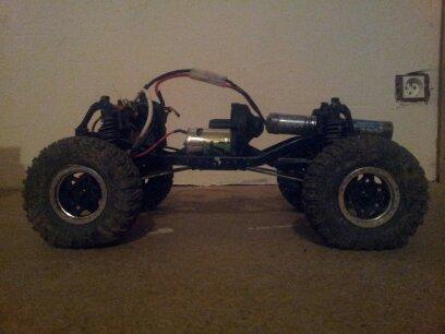 scx10 jeep wrangler ricain  13441910